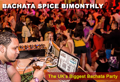 Bachata Spice Party