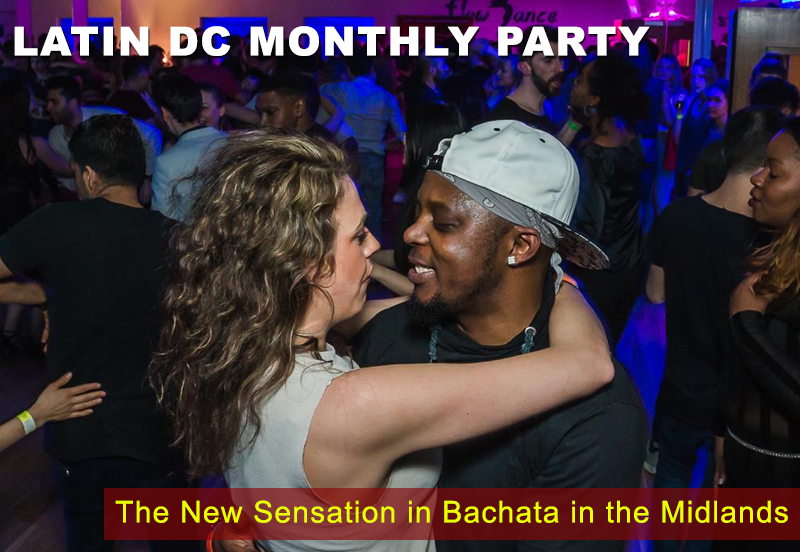 Latin DC Monthly Bachata Party in Nottingham