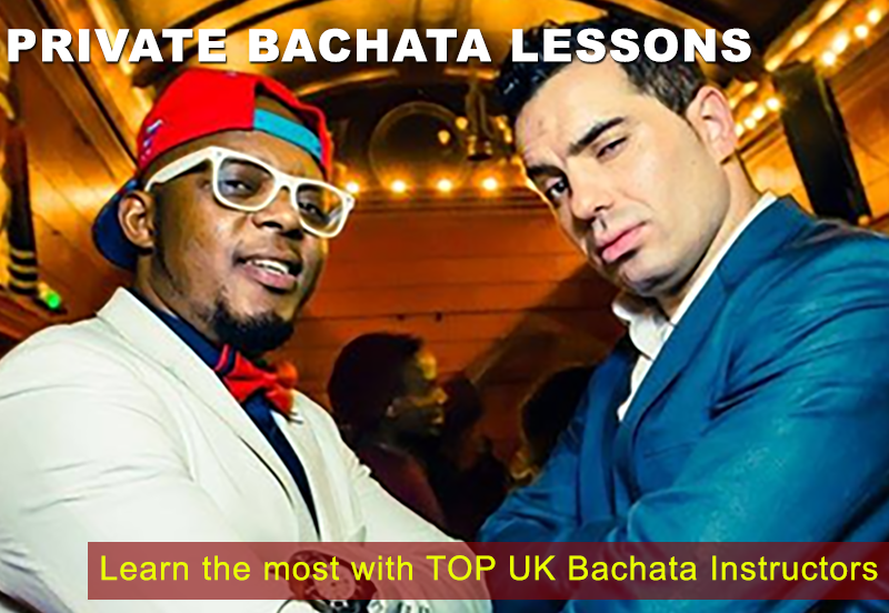 Simon Lord Bachata's Performance Course